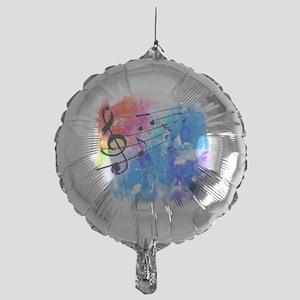 Colorful music Balloon