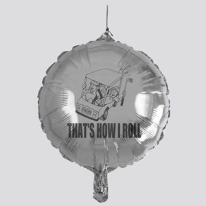 Funny Golf Quote Balloon