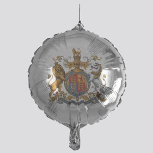 British Royal Coat of Arms Mylar Balloon
