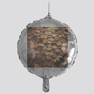 PENNIES Mylar Balloon