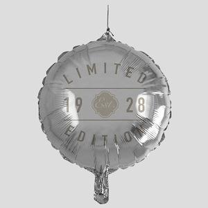 1928 Limited Edition Mylar Balloon