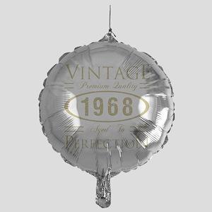 Vintage 1968 Premium Mylar Balloon