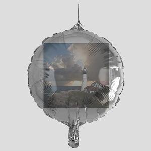 Lighthouse Lookout Mylar Balloon