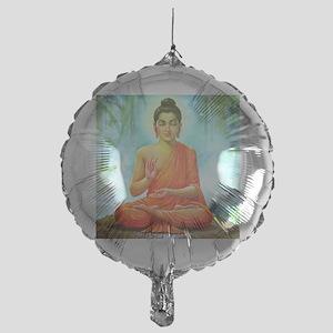 Big Buddha Mylar Balloon