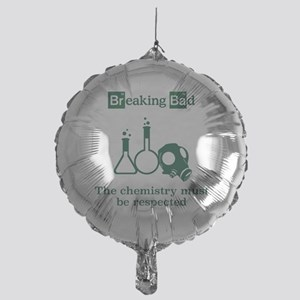 Breaking Bad Chemistry Mylar Balloon