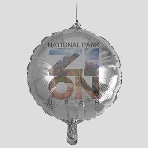 Zion - Utah Mylar Balloon