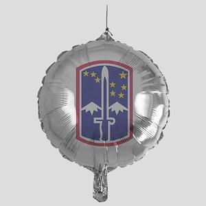 172nd Infantry Brigade Mylar Balloon