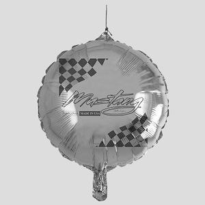 mustangusa22a Mylar Balloon