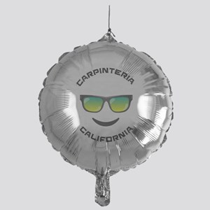 California - Carpinteria Mylar Balloon
