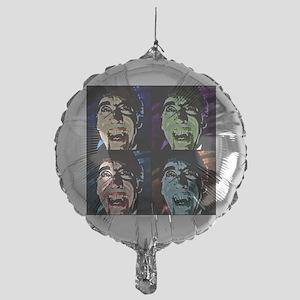Dracula Pop Art Mylar Balloon