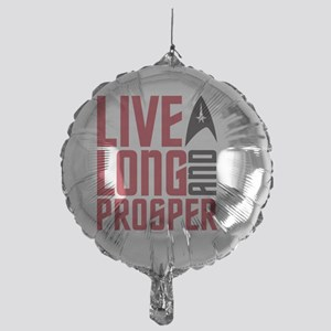 live long Mylar Balloon