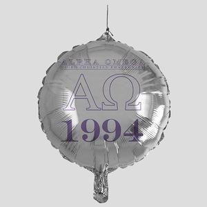 Front - Transparent Mylar Balloon