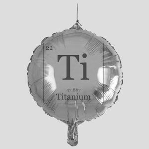 Elements - 22 Titanium Mylar Balloon