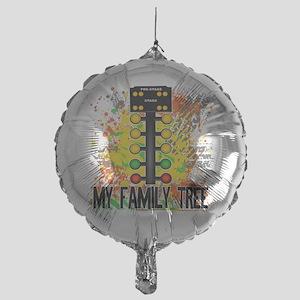 My Family Tree Mylar Balloon