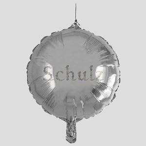 Schulz Seashells Balloon
