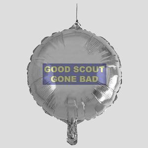 3-good scout blue copy Mylar Balloon