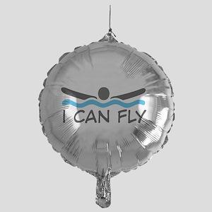 I can fly Mylar Balloon