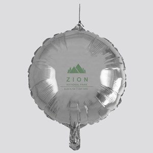 Zion National Park, Utah Balloon