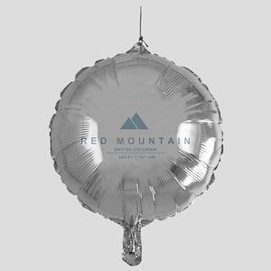 Red Mountain Ski Resort British Columbia Balloon