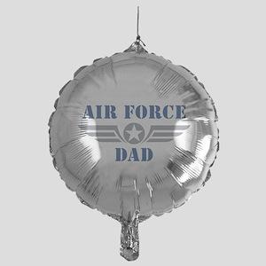 Air Force Dad Mylar Balloon