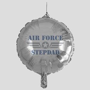 Air Force Stepdad Mylar Balloon