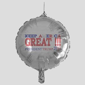 TRUMP | Keep America Great President Mylar Balloon