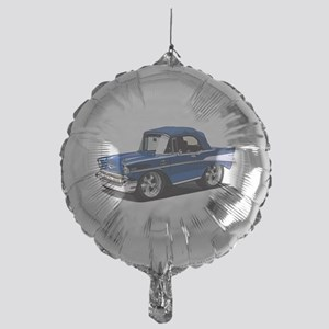 BabyAmericanMuscleCar_57BelR_Blue Balloon