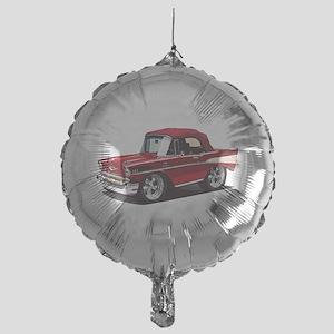 BabyAmericanMuscleCar_57BelR_Red Balloon