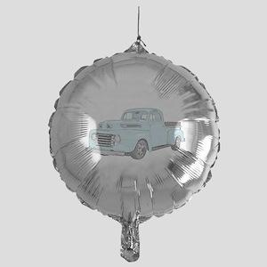 1950 Ford F1 Mylar Balloon