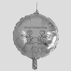 Cloud Computing Mylar Balloon