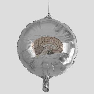 Human Brain Mylar Balloon