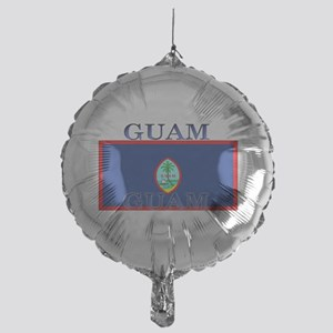 Guam Mylar Balloon