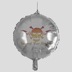 anarchist01 Mylar Balloon