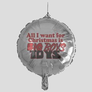 bigboys Mylar Balloon
