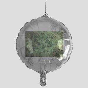 Marajuana Weed Pot Mylar Balloon