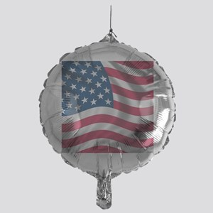 usflag Mylar Balloon