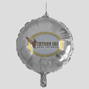 Vietnam Era Vet USAF Mylar Balloon