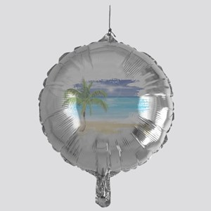 Beach Scene Balloon