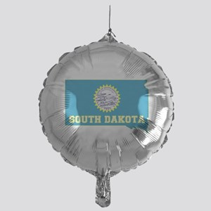 South Dakota Mylar Balloon