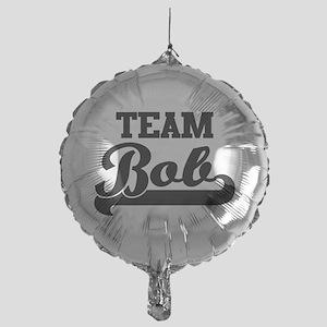 Team Bob Mylar Balloon
