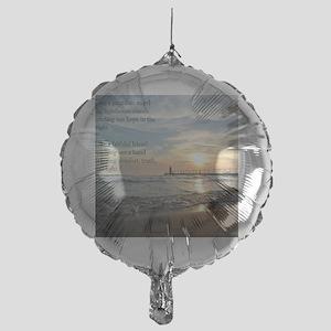 Lighthouse Mylar Balloon