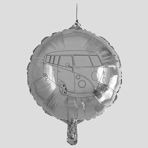 70s Van Mylar Balloon