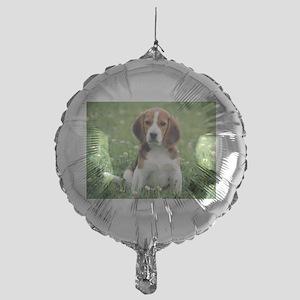 Beagle Mylar Balloon