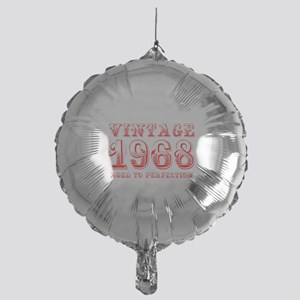 VINTAGE 1968 aged to perfection-red 400 Balloon