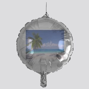 Tropical Beach Balloon