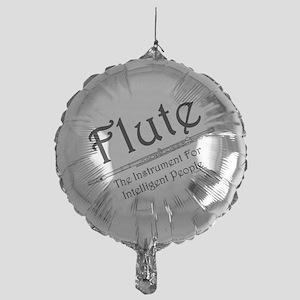 Flute Mylar Balloon