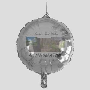Appalachian Trail Americabesthistory Mylar Balloon
