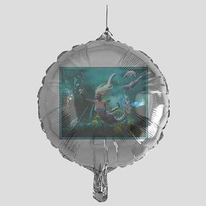 Best Seller Merrow Mermaid Balloon