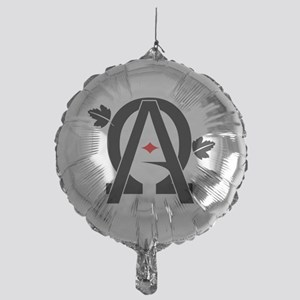 Alpha And Omega Combined Balloon