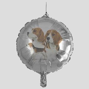 Beagle Multi Mylar Balloon